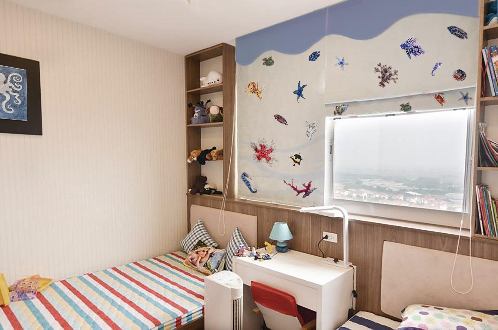 Bí quyết lựa chọn rèm phòng ngủ cao cấp Cơ Bản nhất