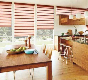 Rèm cửa cần có màu sắc hài hòa với nội thất