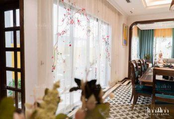 Rèm cửa đẹp thiết kế tạo phong cách riêng