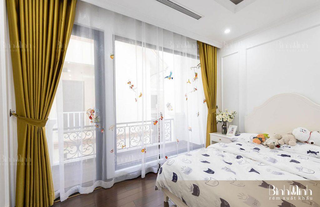 Bình Minh - Chuyên cung cấp rèm cửa uy tín Hà Nội