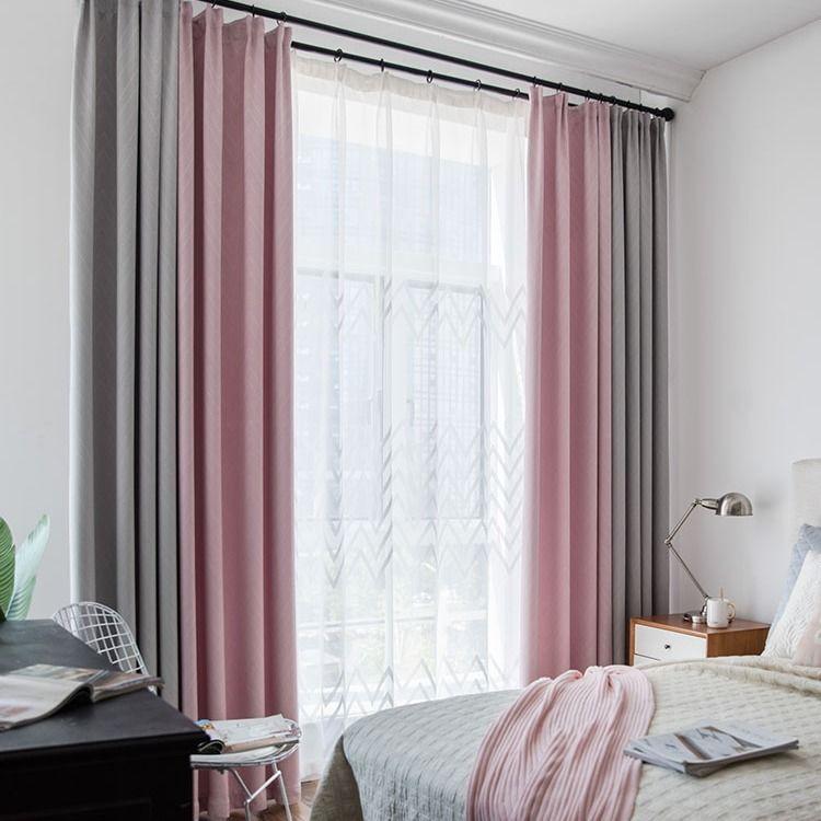 Lựa chọn màu sắc cho rèm che cửa sổ phòng ngủ