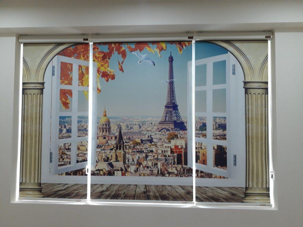 Tại sao rèm cửa 3D được nhiều người yêu thích đến vậy?