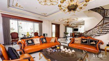 Những yếu tố quan trọng tạo nên những mẫu rèm phòng khách sang trọng