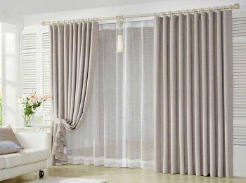 15+ Mẫu thiết kế rèm cửa đẹp cho không gian phòng khách chung cư